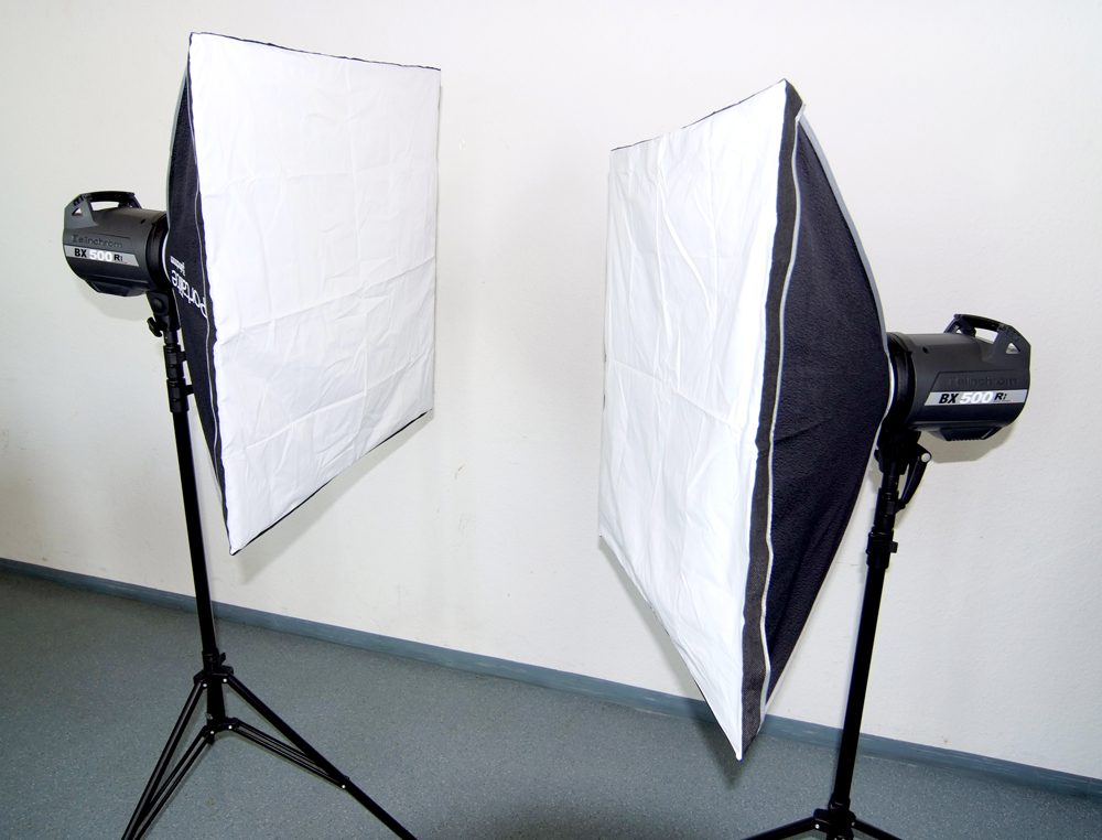 Product Photography Tips - White Room