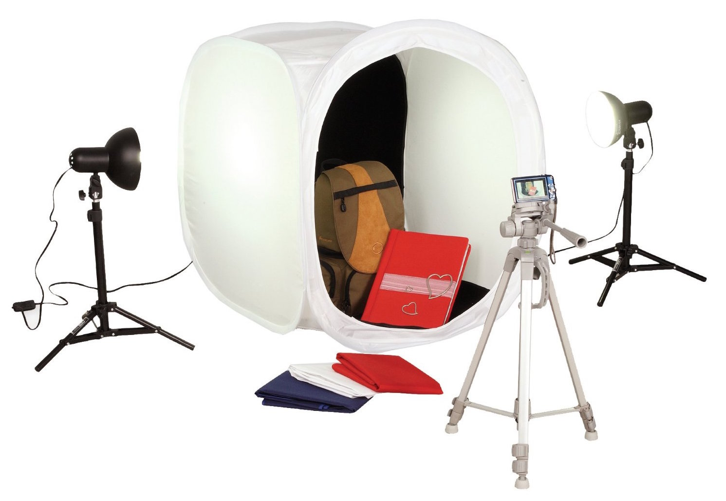 Square Perfect light tent
