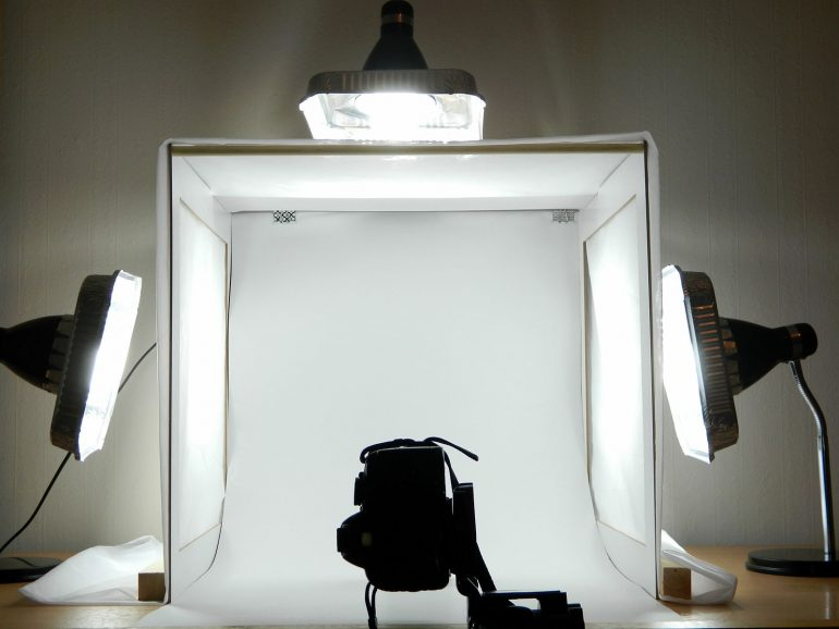 Product Photography On A Budget
